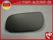 Mercedes W211 Spiegelglas Li aut. Abblendbar MOPF (06-09) 041U DESIGNO GRAPHIT A
