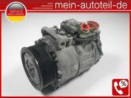 Mercedes W211 ORIGINAL Klimakompressor 420 cdi 0012304411 DENSO 7SEU17C 00123044