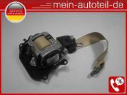 Mercedes S211 Gurt HR Kombi Buckskin (2006 - 2009) 2118601486 2118601486, A21186