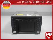 Mercedes S210 Radio Navi Comand 2.0 W210 KEIN LESEFEHLER 2108204889 2108204889,