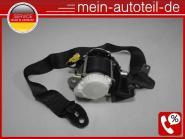 Mercedes W251 Sicherheitsgurt 2. Sitzreihe links SCHWARZ belt 2518600085 2518600
