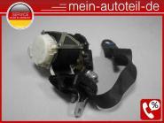 Mercedes W251 Sicherheitsgurt 3. Sitzreihe rechts SCHWARZ belt 2518600685 Alpaca