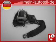Mercedes S211 Gurt HR Kombi Schwarz (2006 - 2009) 2118601486 a2118601486, a 211