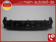 Mercedes W164 Schalterleiste Sitzheizung DSR 1648708610 1648702810, A1648702810,