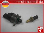 Mercedes W164 ML 420 CDI 4-matic Regelventil Kraftstoffmenge und Temperatursenso