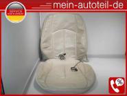 Mercedes S211 KOMPLETER Sitzbezug mit Sitzheizung/-Belüftung Vorne (2002-2006) 2