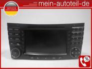 Mercedes S211 Großes Navi APS Comand 2118204597 2118270157 , 2118276242 ,2118276