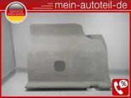 Mercedes S211 Laderaumverkleidung RE Harman Kardon GRAU 2116902026 Etnagrau a211