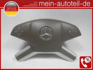 Mercedes W251 Fahrerairbag Java Dunkel 1648602102 A1644600098, A 164 460 00 98 V
