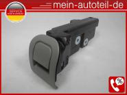 Mercedes S211 Verriegelung Rückenlehne HR Grau Avantgarde 2119200472 Kombi Leder