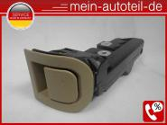 Mercedes S211 Verriegelung Rückenlehne HR Buckskin Elegance 2119200472 Kombi