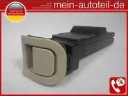 Mercedes S211 Verriegelung Rückenlehne HL Beige Avantgarde 2119200372 Kombi