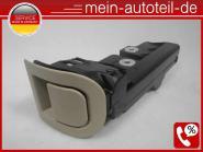 Mercedes S211 Verriegelung Rückenlehne HR Beige Avantgarde 2119200472 Kombi