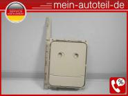 Mercedes S211 SKISACK Durchlade Hinten Kombi Beige Avantgarde 2118400262 Kombi L