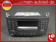 Mercedes S203 TOP Navigationssystem APS50 2038703489 BE 6091 2038270062, A203827