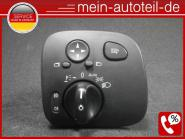 Mercedes S203 Lichtschalter light switch XENON Lichtautomatik 2035450904 LK 04 0