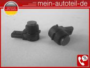 Mercedes S211 SET 2 X PDC Sensor 353 Tealitblau (2006-2009) 353 Teallitblau 2215