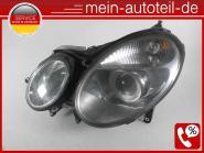 Mercedes S211 Bi-Xenonscheinwerfer Li ohne Kurvenlicht (2002 - 2006) 2118201361
