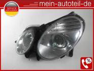 Mercedes W211 S211 Bi-Xenonscheinwerfer Li (2006-2009) 2118204761 A2118204761 Xe