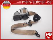 Mercedes W251 Sicherheitsgurt VR Buckskin 2518604085 Buckskin 2518604085, A25186