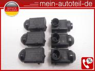 Mercedes W251, V251 SET 6 X PDC Sensor Mix (2002-2006) 0015427418 Bosch: 0263003