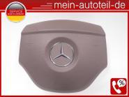 Mercedes W164 Fahrerairbag Java Dunkel 1644600098 A1644600098, A 164 460 00 98 V