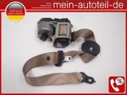 Mercedes W251 Sicherheitsgurt VL Buckskin 2518603385 Buckskin 2518603385, A25186