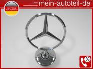 Mercedes W211 S211 ORIGINAL Stern W211 W212 W204 W205 W221 W222 2218800086 a2218