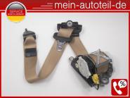 Mercedes W164 Gurt HL Buckskin 1648601785 Limo A1648601785, A164 860 17 85 BELT
