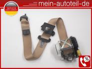 Mercedes W164 Gurt HR Buckskin 1648601885 1648601885, A1648601885, A164 860 18 8