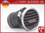 Mercedes W164 ML 420 CDI 4-matic Luftdüse RE Armaturenbrett Java Dunkel 16483020