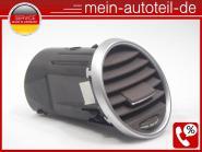 Mercedes W164 Luftdüse Mitte Amaturenbrett Java Dunkel 1648302154 Buckskin 16483