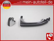 Mercedes W164 Türgriff VR / HR #2 197 Obsidanschwarz 1647600670 A1647600670, A 1