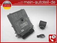 Mercedes W164 ML 420 CDI 4-matic Motorsteuergerät SET 1 Schlüssel 6291501779 629