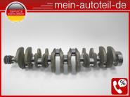 Mercedes S211 320 CDI Kurbelwelle 6130310001 648961 OM648
