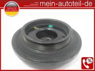 Mercedes S211 320 CDI Riemenscheibe Kurbelwelle 6130300003 648961 OM648