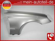 Mercedes W211 S211 ORIGINAL Alu Kotflügel RE (02-09) 723 Cubanitsilber 211880141