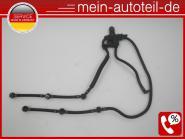 Mercedes W164 ML 320 CDI 4-matic Rücklaufleitung Leckölleitung 6420705532 642940