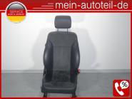 Mercedes W164 Beifahrersitz VR Sportsitz Alcantara - Microfaser - Schwarz Anthra