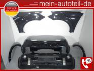 Mercedes W164 ORIGINAL AMG BODYKIT Stoßstange Kotflügel 197 Obsidanschwarz