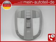 Mercedes W164 Innenleuchte Schiebedach 1648201385 Limo Alpacagrau A1648201385, A