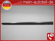 Mercedes W164 Türleiste VL 197 Obsidanschwarz 1646905162 A 164 690 51 62, A16469