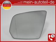 Mercedes W164 Spiegelglas Li aut. Abblendbar 1648107919 1648107919, A1648107919,
