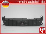 Mercedes W164 Schalterleiste Sitzheizung PDC DSR ESP 1648709910 1648709910, A164