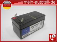 Mercedes W164 Backup Batterie Zusatzbatterie N000000004039
