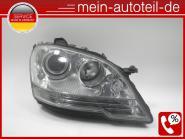 Mercedes W164 Bi-Xenonscheinwerfer RE Kurvenlicht 1648207461