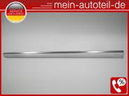 Mercedes W164 Türleiste VL 775 Iridiumsilber 1646905162 A 164 690 51 62, A164690