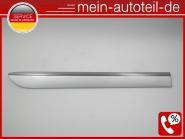 Mercedes W164 Türleiste HR 775 Iridiumsilber 1646905462 A 164 690 54 62, A164690