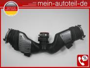 Mercedes W221 Ansaugleitung Reinluftkanal ohne Luftmassenmesser 6420907337 64209
