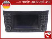 Mercedes W211 S211 Großes Navi APS Comand 2118203297 A2118272342 , A2118276142 ,